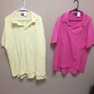 Men's Ralph Lauren Polo XXL shirts (3)